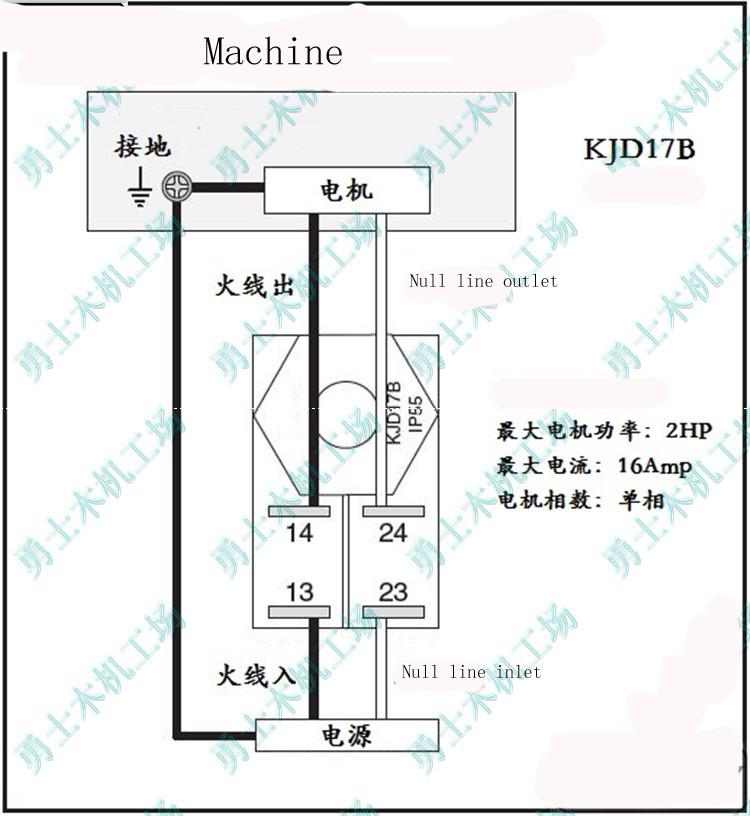 Kjd17b switch wiring wiring diagrams 2018 woodstock ip55 220volt 240volt 18a 16a 5e4 table saws kjd17 switch 110v 2018 woodstock ip55 keyboard keysfo