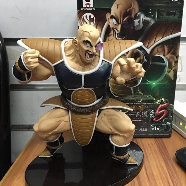 Super Saiyan Dragon Ball figure Nappa Raditz Anime Japanese Model action figure collection toys with box 14cm PVC T7016