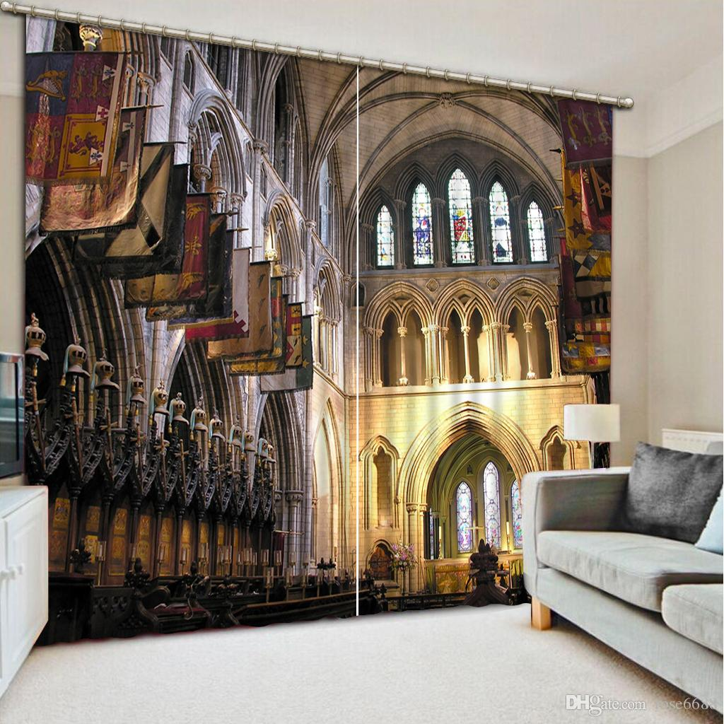 Modern Living Room Curtains 2017 Photo Customize Size Modern Living Room Curtains Europe Style