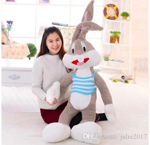 Super Cute Lovely Simulation Rabbit Plush Toys Animal Stuffed Toys Baby Toy Birthday Gift Childs Gift