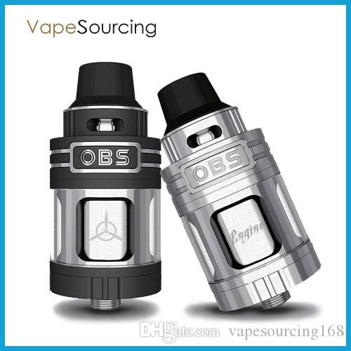 OBS Engine RTA RBA Tank 5.2ml Top Filling and Airflow Never Leak out isolated Rebuild Deck 100% Authentic
