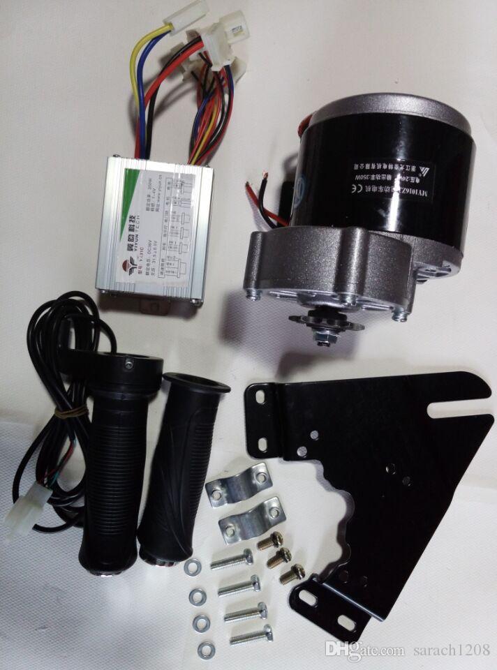 MY1016Z2 250W 24V motori elettrici per biciclette kit bici elettrica kit di conversione bici elettrica