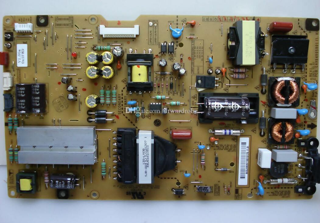 LG 55LA6970 전원 공급 장치 LED 보드 EAY62811001 EAX64905801 LGP55-13LPB-3CM LGP55-13LPB