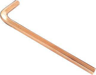 1142 Hex Allen Key Key Keench Clé en vente, NONMAGNETIQUE ET NON SEGUMING, clé de bronze de béryllium