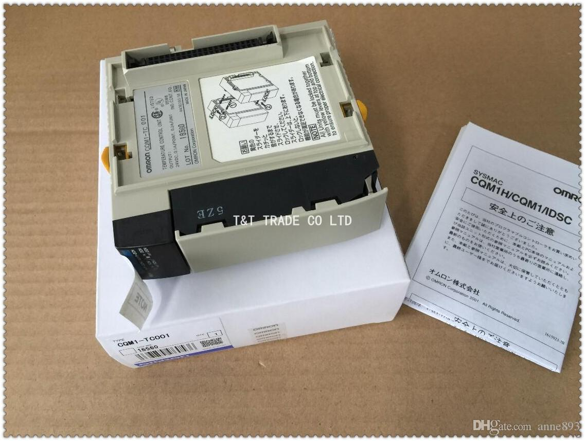 Omron CQM1-TC001 temperature control unit