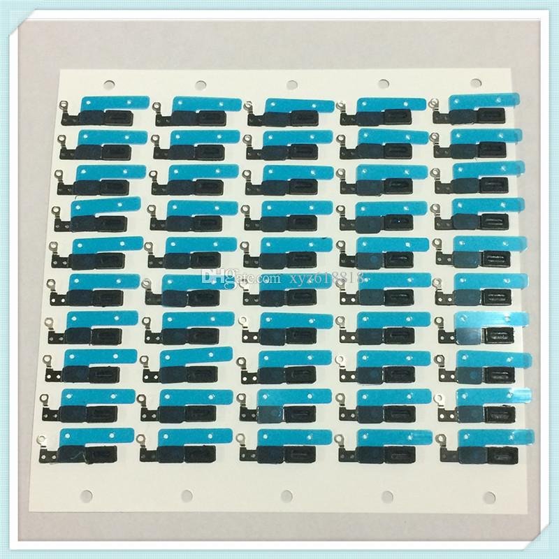 Gratis DHL 1000 UNIDS Adhesivo Ear Ear Speaker Anti Polvo Screen Mesh Grill reemplazo para iPhone 77 más 6 s 6 más 5 s 5g 4 s