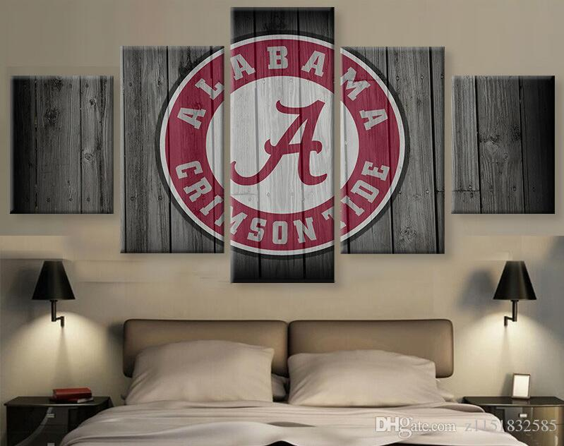 2021 Hd Print Canvas Art Alabama Football Sport Painting On Canvas Modern Home Decor Wall Art Painting Picture From Z1151832585 11 06 Dhgate Com
