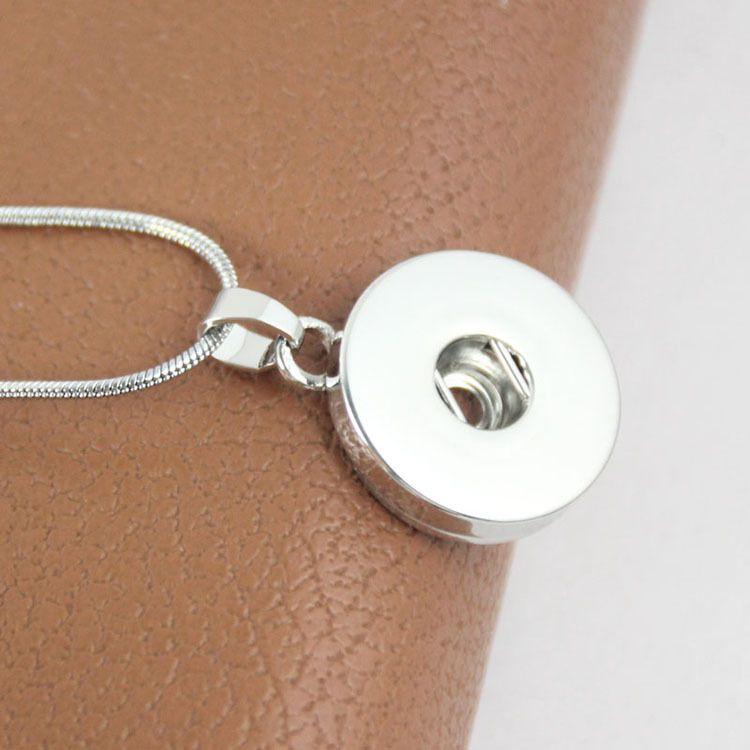 Nuovi 10 pezzi 18mm20mm NOOSA pezzi bottoni a pressione collane gioielli ciondolo collane all'ingrosso lotti