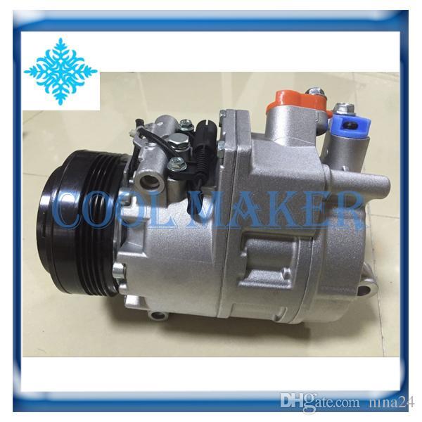 AC Compressor For 2004-2006 Bmw X5 4.4l 4.8l