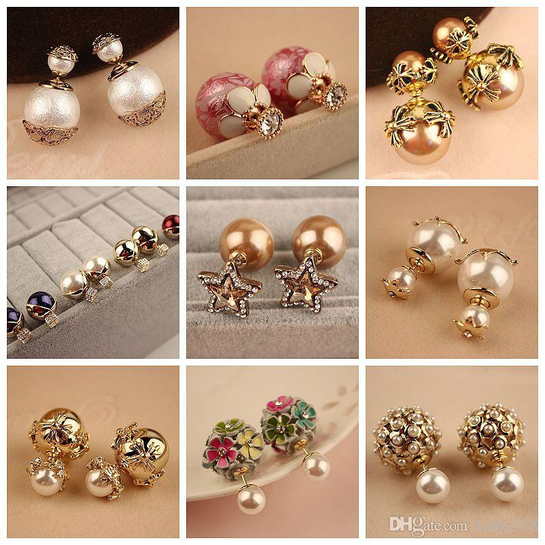 white long fashion statement rhinestone gem chandelier wholesale earrings
