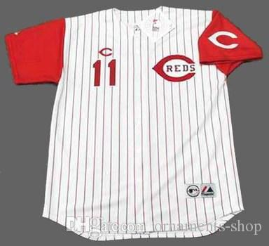 sports shoes e7319 a55f5 11 barry larkin jersey mikes