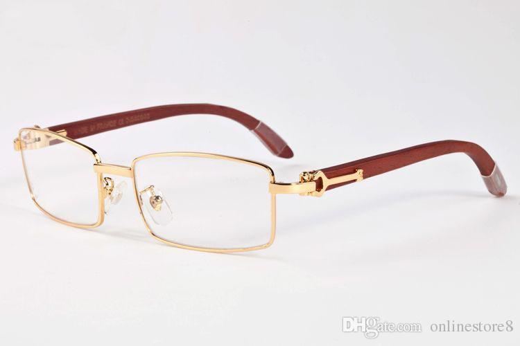 العلامة التجارية الشهيرة تصميم عادي مرآة نظارات الذهب مع إطارات النظارات الخشب بافالو القرن النظارات الشمسية oculos gafas هلالية