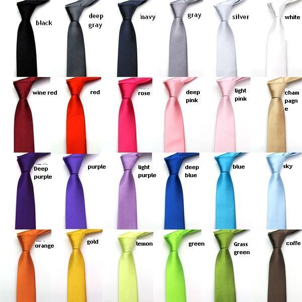 الجملة- ضئيلة ضيق أسود التعادل للرجال 5 سنتيمتر عارضة arrow نحيل أحمر ربطة العنق أزياء رجل الملحقات البساطة للحزب العلاقات الرسمية