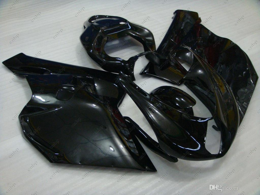 MV AGUSTA F4 1 + 1 1000 cc 06 풀 바디 키트 2006 년 MV 아우 타 F4 1000 CC 05 2005 - 2006을위한 블랙 차체
