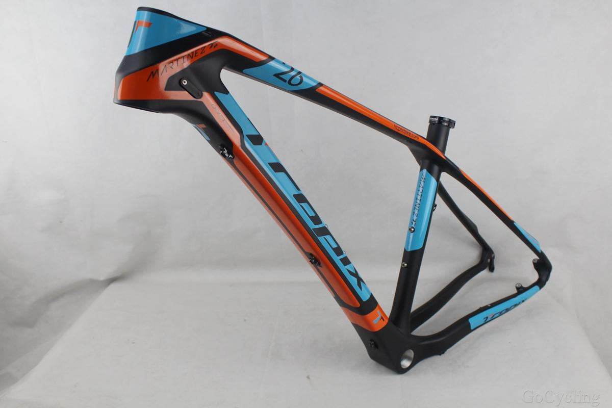 Großhandel China Mtb Bike 26er Carbon Rahmen Xc T800 Ud Carbon ...