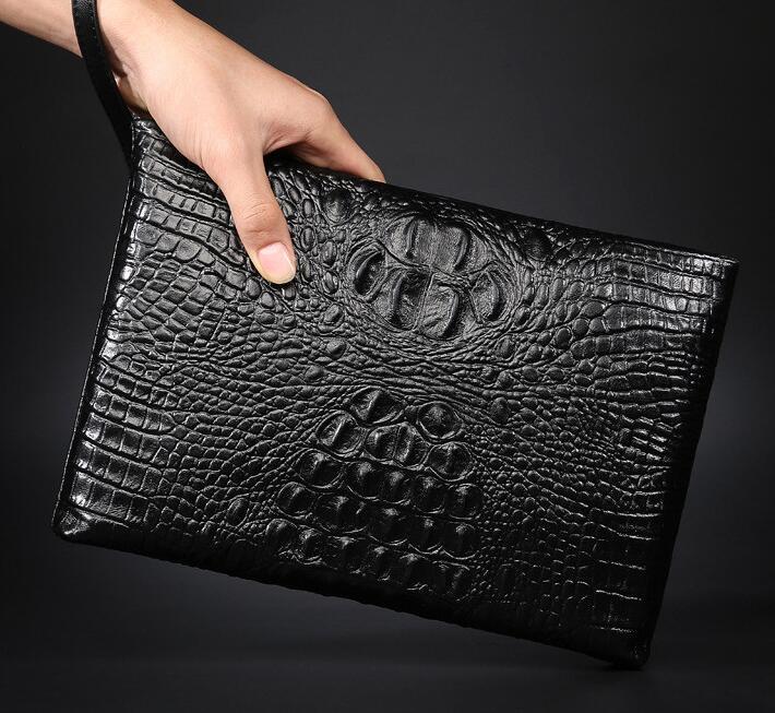 продает мужские сумки модные мягкие овчины мужская сумка бизнес кожа мужской кошелек корейский стиль большой емкости кожаный бренд Ручная сумка