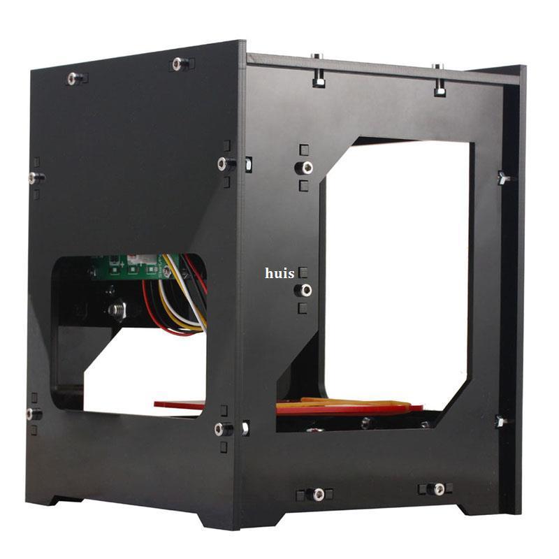 Freeshipping 1000mW DIY USB Laser Engraver Cutter Stamp Engraving Machine Laser Carving Machine Printer For Win7 / Win8 / XP / Win10