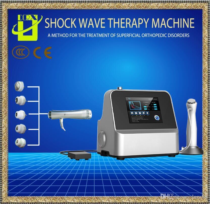 La plus nouvelle thérapie d'onde de choc extracorporelle / équipements médicaux shockwave / shockwave fort pour le corps SW8