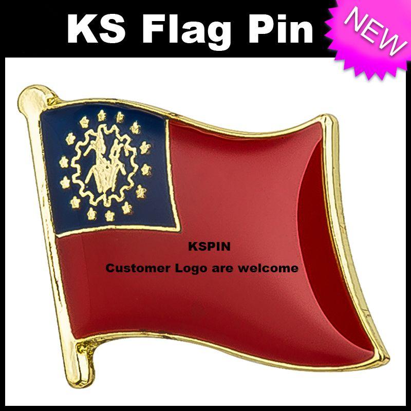 Distintivo 10pcs della bandiera del distintivo della bandiera del Myanmar trasporto libero KS-0129