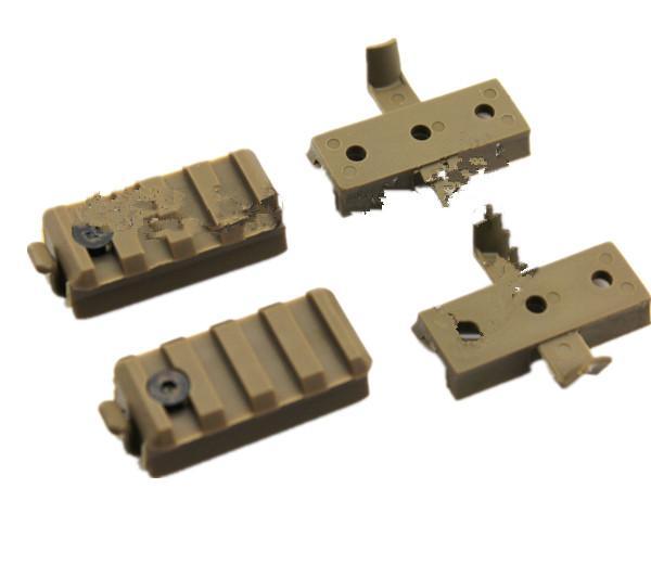 Toptan-Ops-Core kask ray sistemi (DE BK)