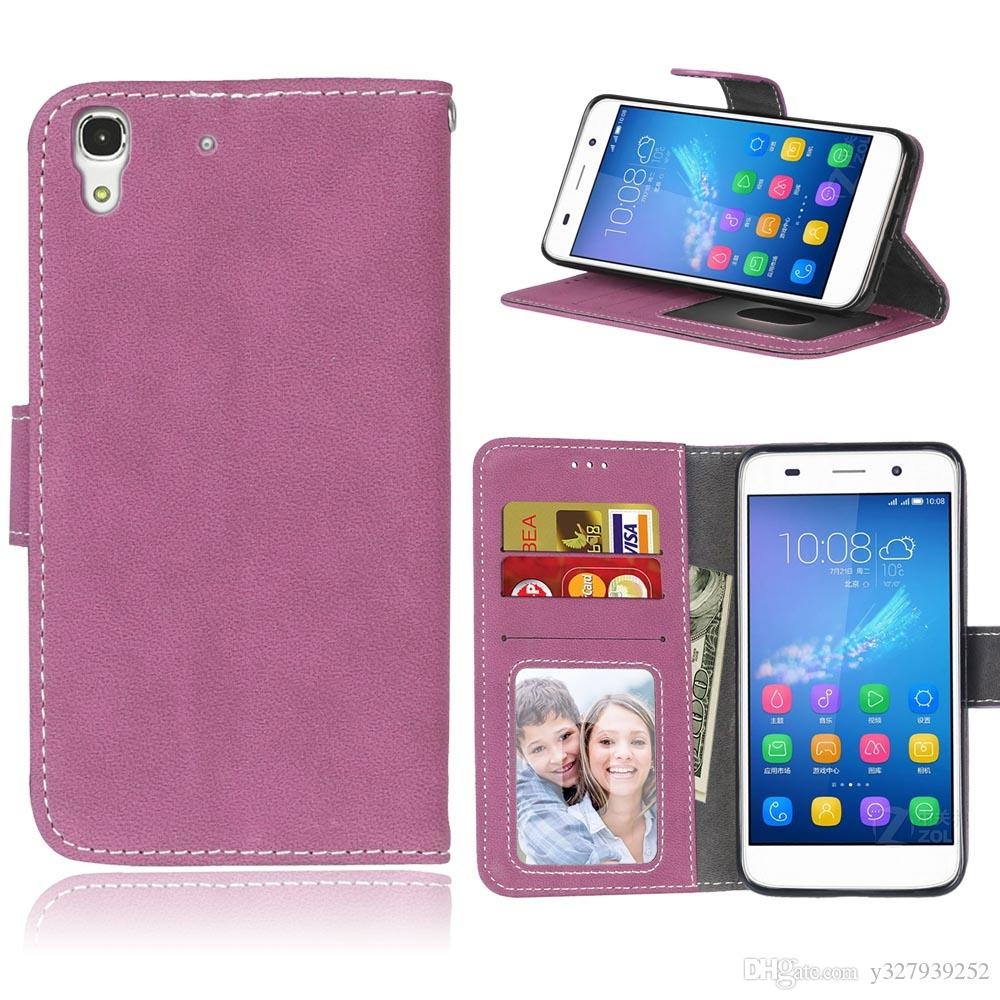 Flip Case For Huawei Honor 4A 4 A SCL L03 SCL L04 Case Phone Leather Cover For Huawei Y6 Y 6 SCL SCL L01 SCL L21 SCL U31 Cases Canada 2021 From ...