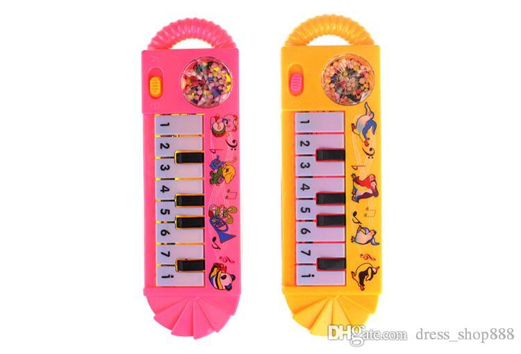 2015 newChildren's toys wholesale portable piano keyboard child intelligence instrument factory direct creative baby gift frozen supply
