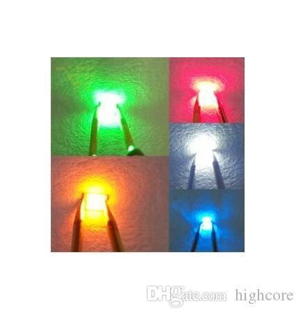Mix SMD 0805 Dioda LED czerwony / zielony / niebieski / biały / żółty / pomarańczowy / różowy / fioletowy kolor