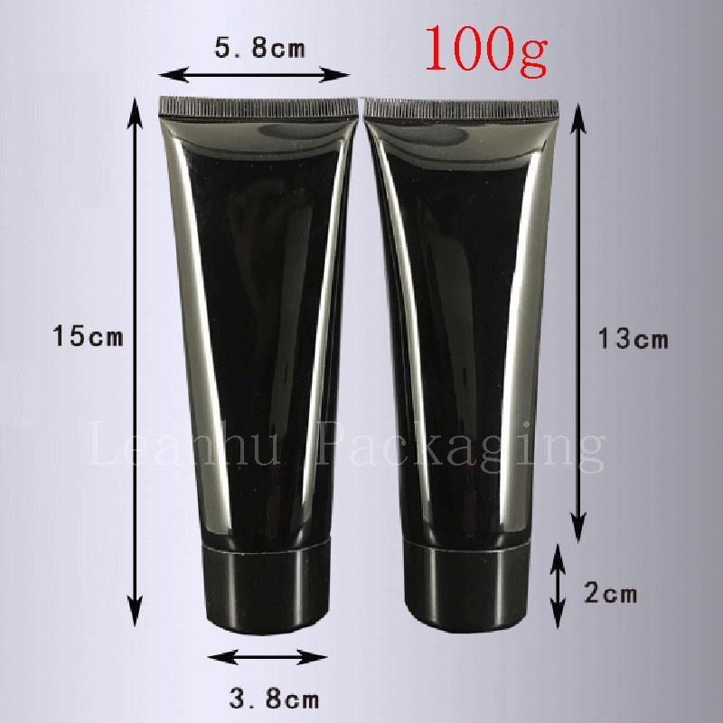 50g 100g 160g black tube (4)