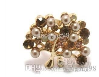 Pearl Flower Women's Ring