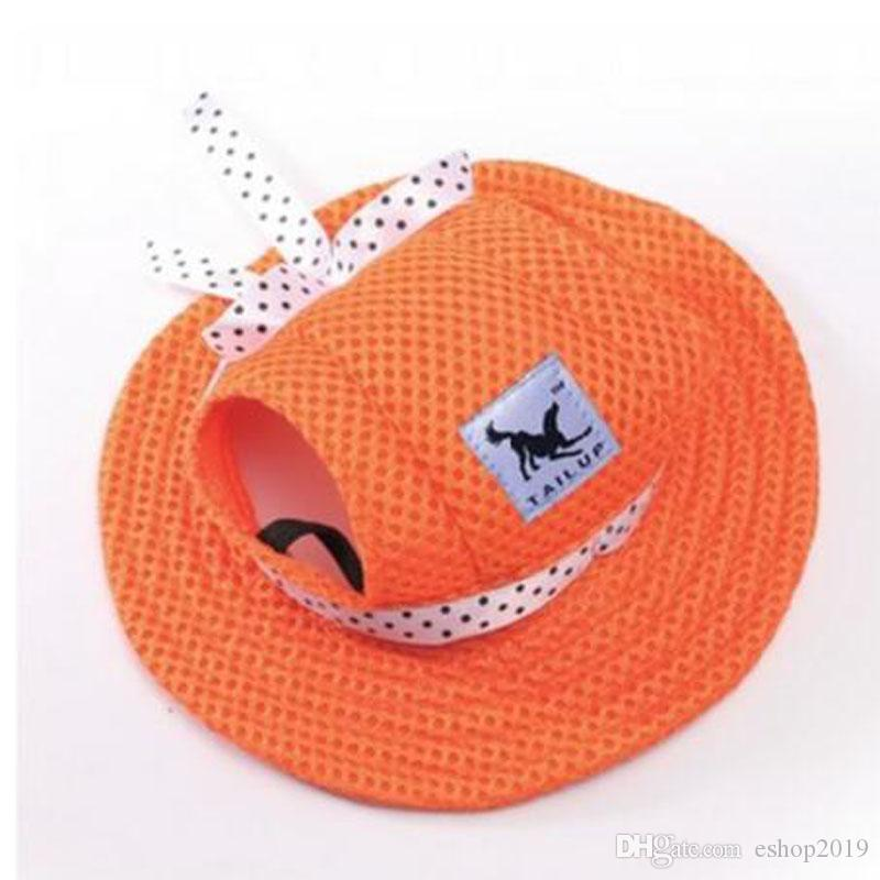 Cute Princess Mesh Style Pet Dogs Cap Free Ship dog apparel pet supplies dog accessories Dogs hat dogs cap pet hat