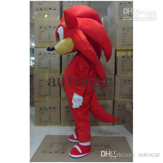 Epe Knuckles Sonic The Hedgehog Mascot Costumes Fancy Dress Halloween Adult Size Suit Cute Mascot Costume Mascot Prices From Autocar 170 29 Dhgate Com