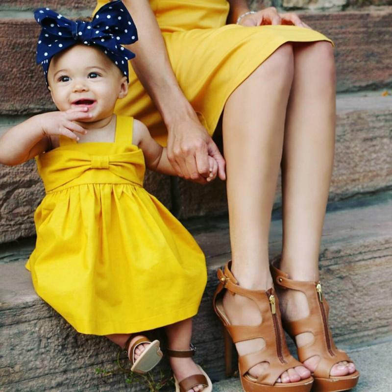 Dzieci Moda Odzież Dzieci Princess Party Dresses Hurtowo-maluch Dziewczynka Sukienka Solidna Tutu Dress 2017