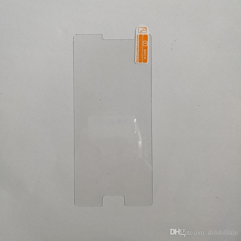 50 pcs filme de vidro temperado para lenovo vibe x3 c a2020 c2 s1 lite zuk z2 pro a7700 a6600 + protetor de tela limpa toalhetes de limpeza sem caixa de varejo