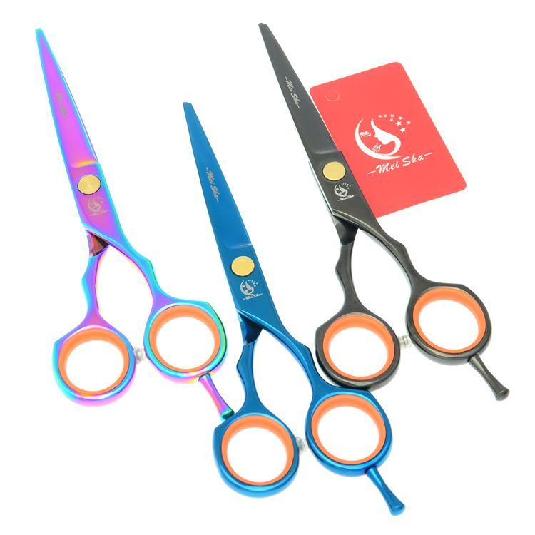 5.5Inch Meisha Parrucchiere Rasoio Haircut Professionale Forbici Per Capelli Barbiere Taglio Dei Capelli Cesoie Forbici Barber JP440C Tesouras, HA0083