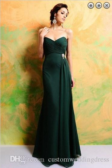 free shipping hot 2017 new design formal evening vestidos formales gown long dress customized red and green evening Dresses