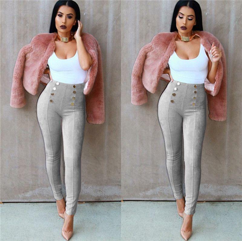 Pantalones De Vestir Para Mujer Tienda Online De Zapatos Ropa Y Complementos De Marca