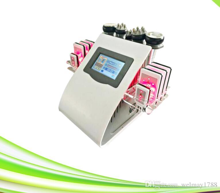 La cellulite de retrait de radiofréquence de machine de cavitation d'utilisation personnelle réduisent l'équipement de formation de corps