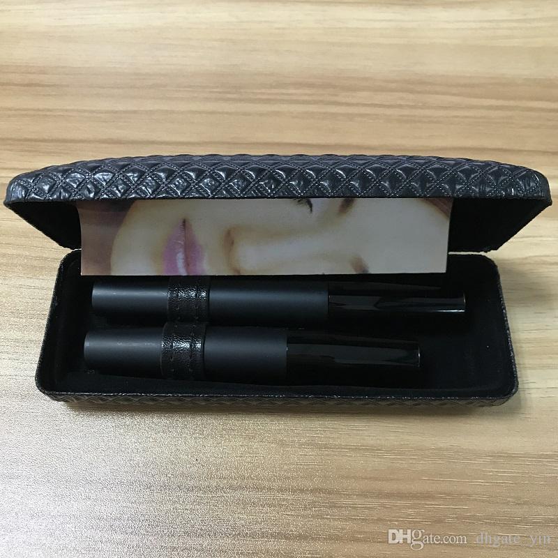 5103 버전의 3D 마스카라 3D 섬유는 방수 더블 마스카라 바코드 및 명령 패션 아이템 48PCS = 24set 속눈썹