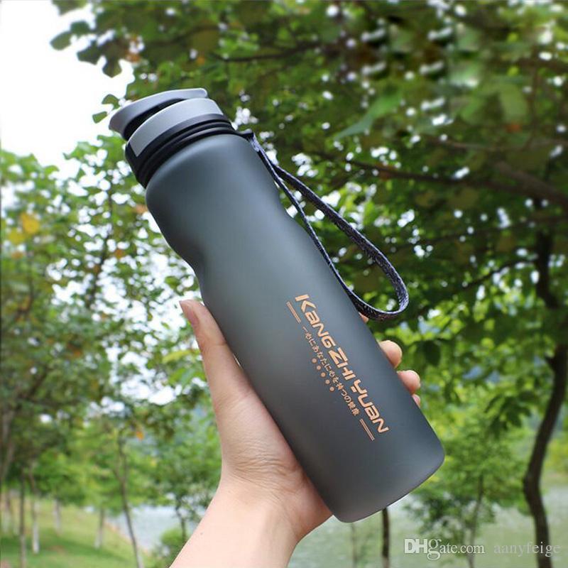 1000ML 4 Color Sports Outdoor Water Bottle - Water Lemon Bottle Juice Healthy Eco-Friendly Bottles With Lid