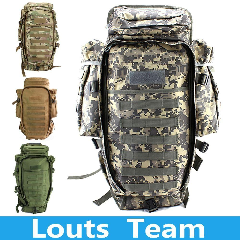 Military USMC Army Tactical Molle Hiking Hunting C...