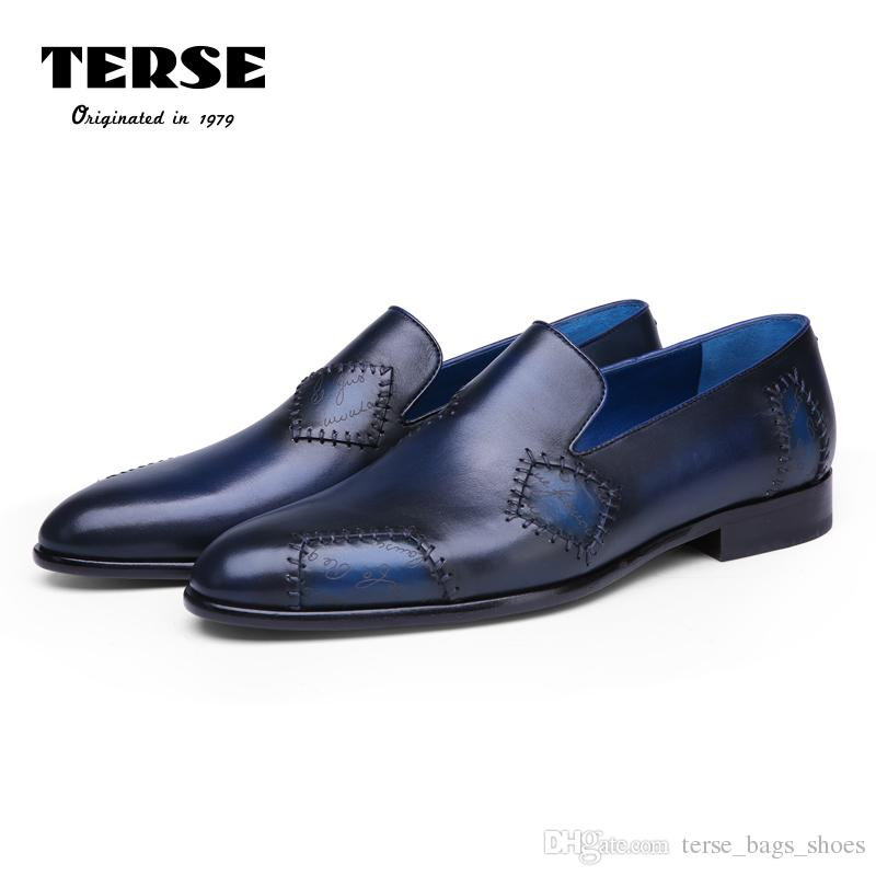 DM51 Men Shoes Leather Casual High Quality Loafers Breathable Flats Soft Light