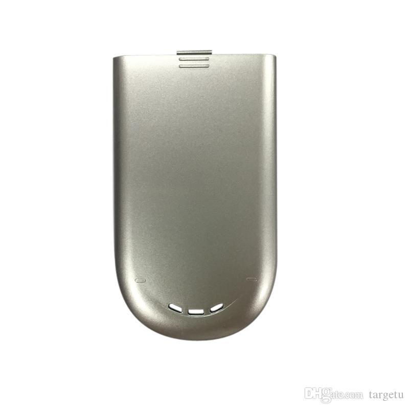 Factory Mold Standard Housing For Motorola V170 Silver Back Cover Battery Door