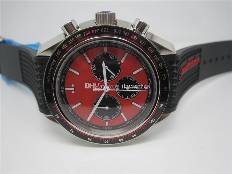 Montre Sports pour hommes de chronomètre, style mâle élevé pour la qualité Quartz Vente Montre-Bracelet Hommes 026 QLADF
