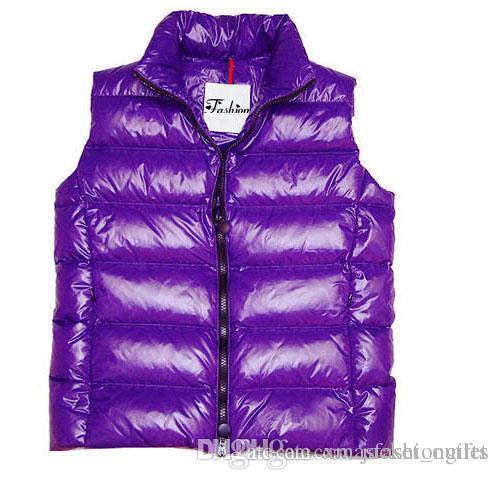 Hot Sale Winter Down Vest for Women Coat Slim Fashion Vests Female Brand Sleeveless Jacket Woman High Quality
