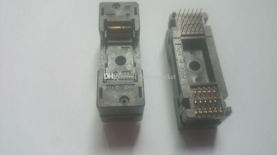 Enplas IC TEST SOCKET OTS-32-0.5-09 TSOP32PIN 0,5 MM PITCH SOKET YAKINDA