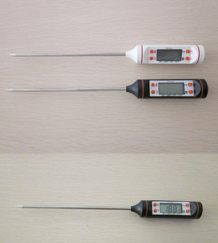 Termometro elettronico di precisione a lunga durata con termometro elettronico per uso domestico