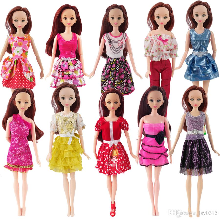 Beautiful !!!! Barbie Doll Clothes and Accessories Handmade ..... .....