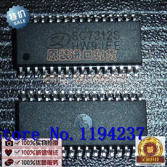 Ücretsiz kargo SC7312S SC7312 SOP-32 Orijinal YENI 10 ADET / GRUP