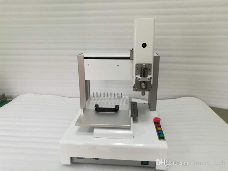 Автоматический vape масло картридж заправочные машины для испарителя картриджи одноразовые Vape ручки G2 92A3 CE3 бутон D1 dhl бесплатная доставка