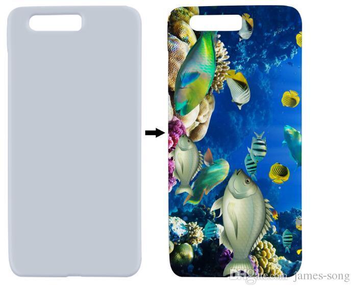 Per Huawei P7 P6 P8 9 7 P10 S Lite 8 / 4C Sublimation Honor V8 Mate P9 Cover 4x 3x 5C Caso stampato 3D 5x cphqp